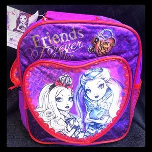 Friends for ever Giles backpack 🎒 no sale ❤️